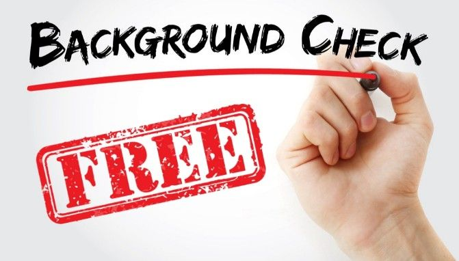 Few Ways to make Absolutely Free Background Check