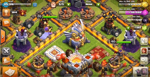 Clash of Clans – Game of Fun and Excitement