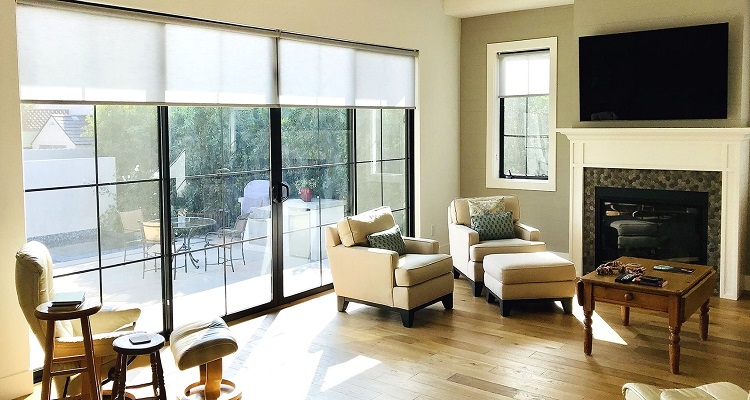 Considerable Points for Window Treatments for Sliding Glass Door