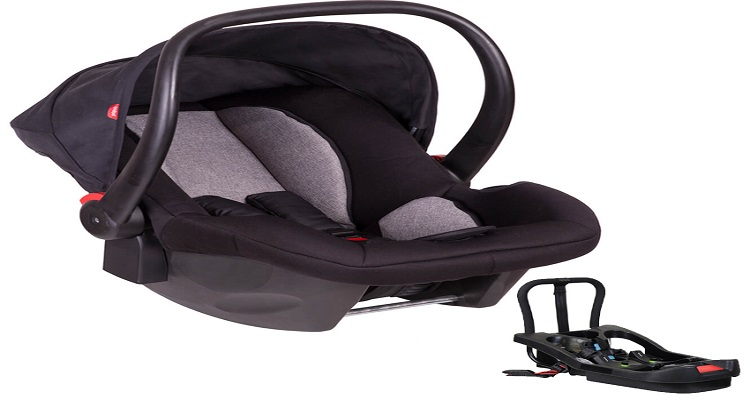 Child Restraint and Comfort in the Baby Capsules