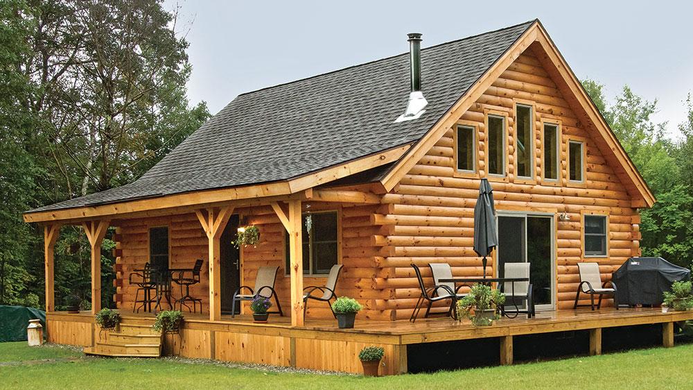 3 Essential Steps to Ensure 100% Maintenance of Log House