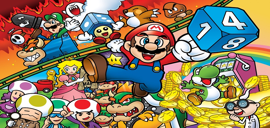 Find Info About the Rare Mario Characters!