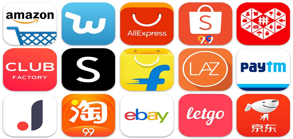 5 Useful Online Shopping Apps