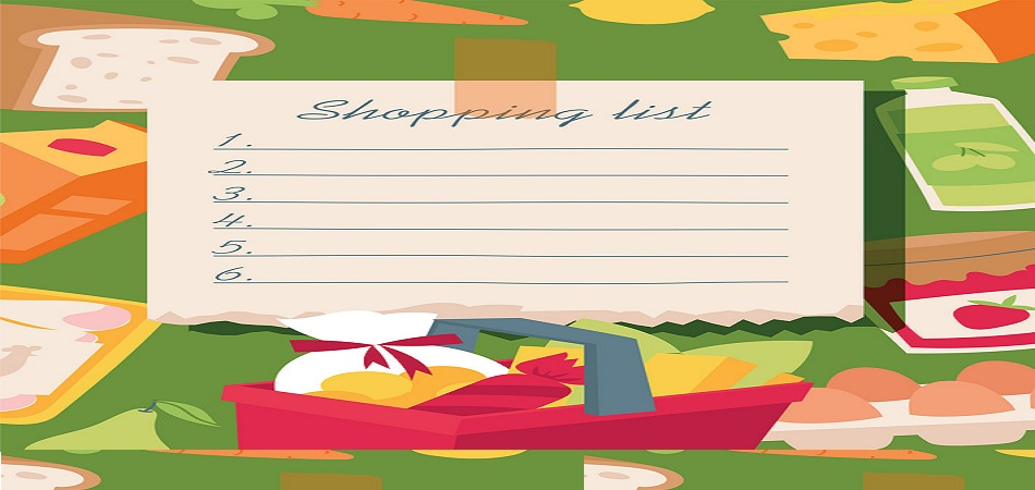 How to Prepare a Shopping List?
