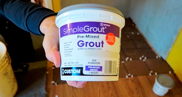 What is Premixed Grout?