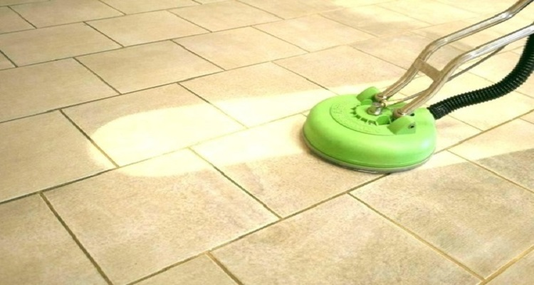 How to Clean the Grout?