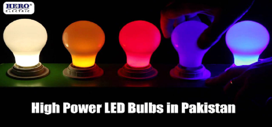 Important Points to Know about LED Bulbs