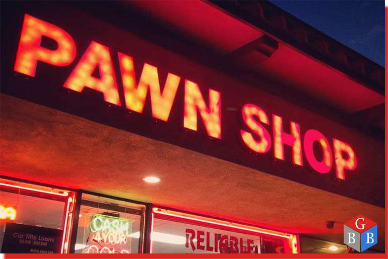 A Brief Introduction to a Pawn Shop