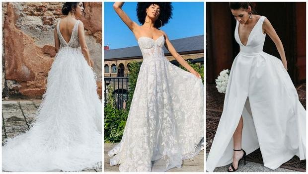 Choose Your Wedding Dress According to Your Body Type