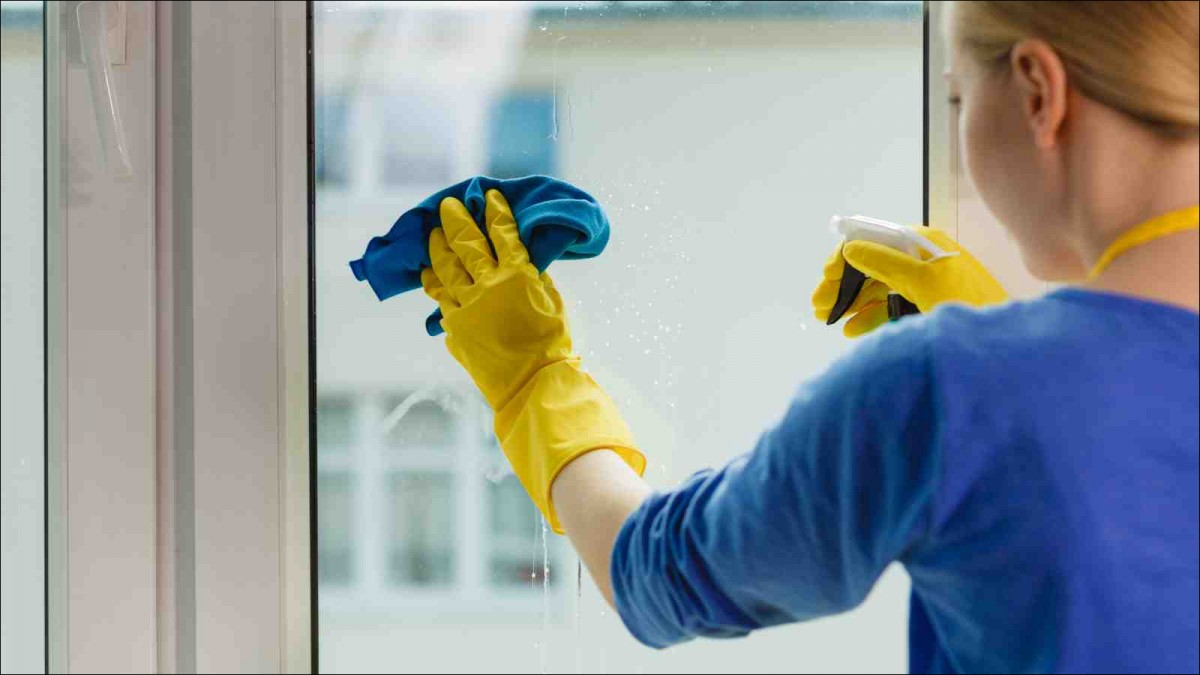 Effective Tips to Clean the Windows