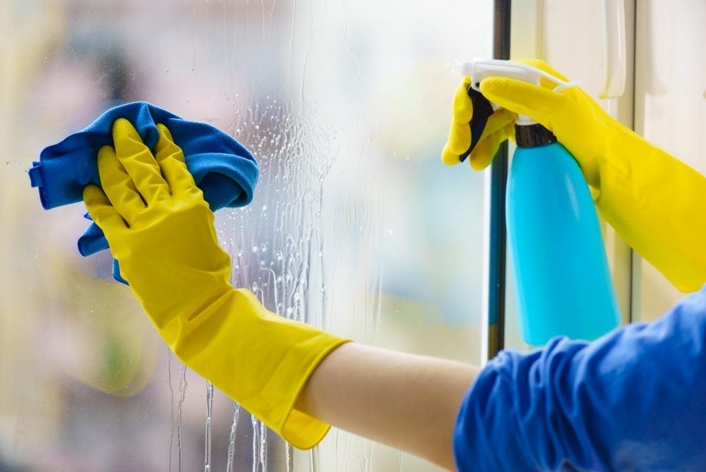 Step By Step Manual For Cleaning Windows
