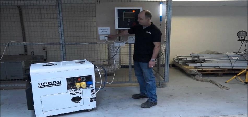 Choosing a Generator Installer