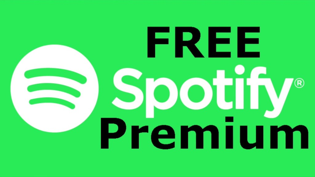 How To Get Spotify Free Premium Account