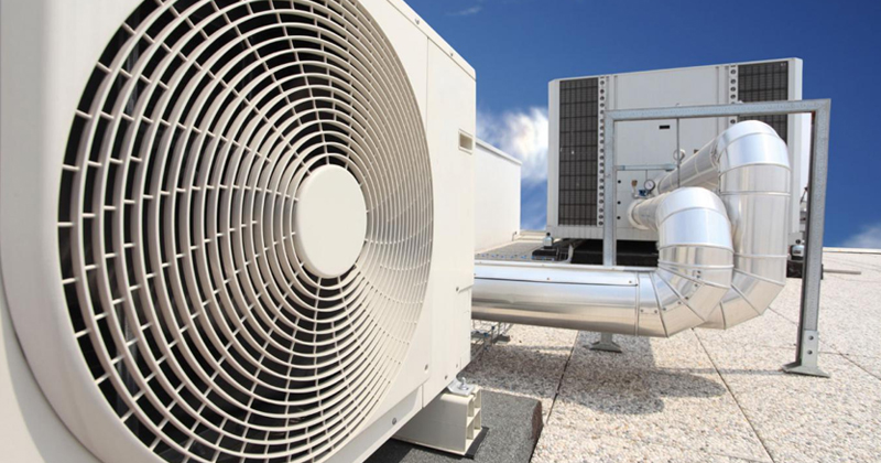 Commercial and Industrial Air Conditioning Systems