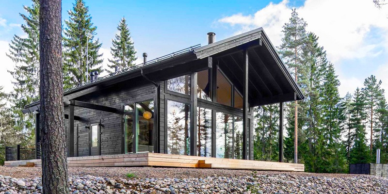 Is It Any Good To Live In A Log House?