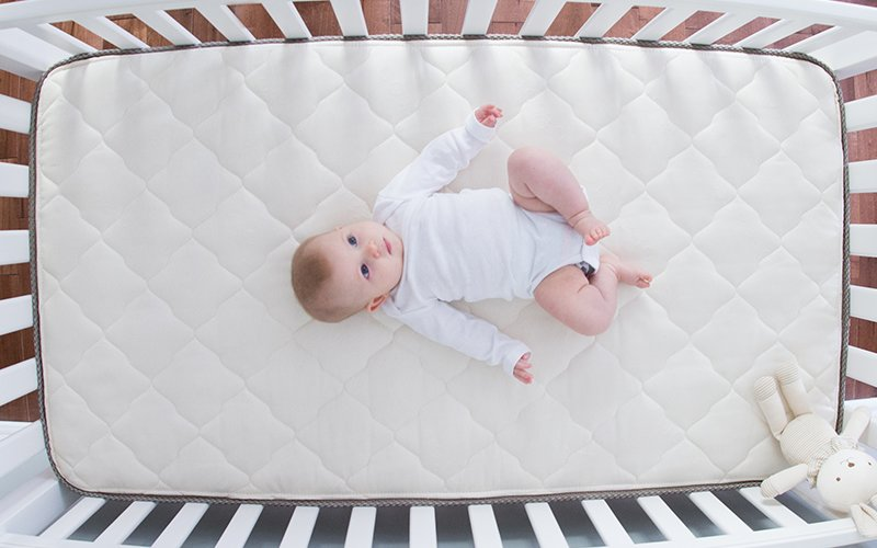 Tips for Choosing a Mattress with Crib Safety Tips