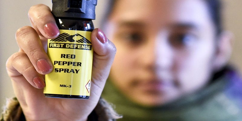 What Is Pepper Spray And What Does It Do? (Part 1)