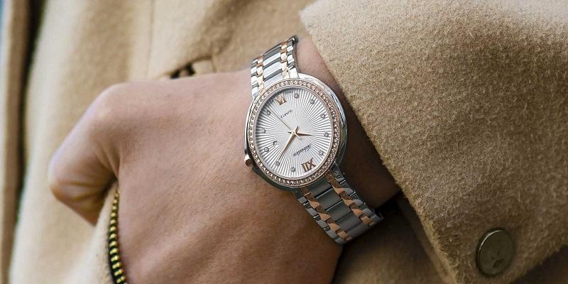 Beautifully Elegant Rolex Lady Datejust Wrist Watch