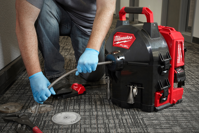 4 Basic Kinds of Drain Cleaners