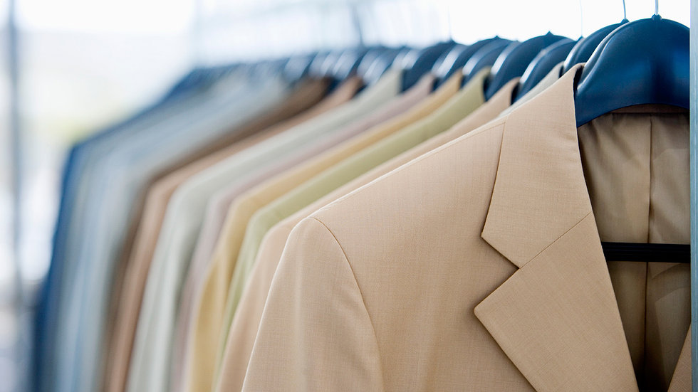 Should You Dry Clean A Suit More Frequently?