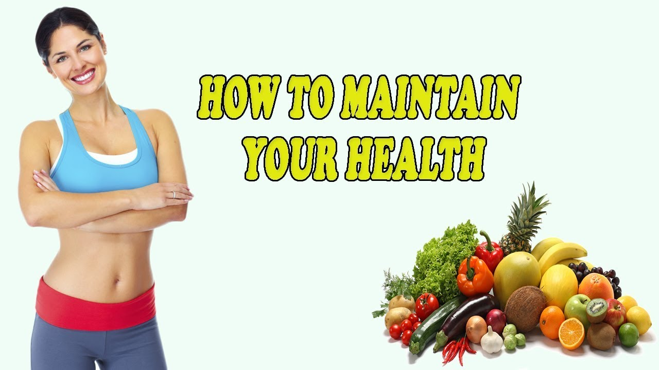Tips to Maintain your Health While Working from Home