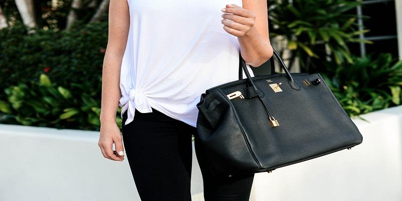 Spend Every Season with Hermes Black Birkin Bag