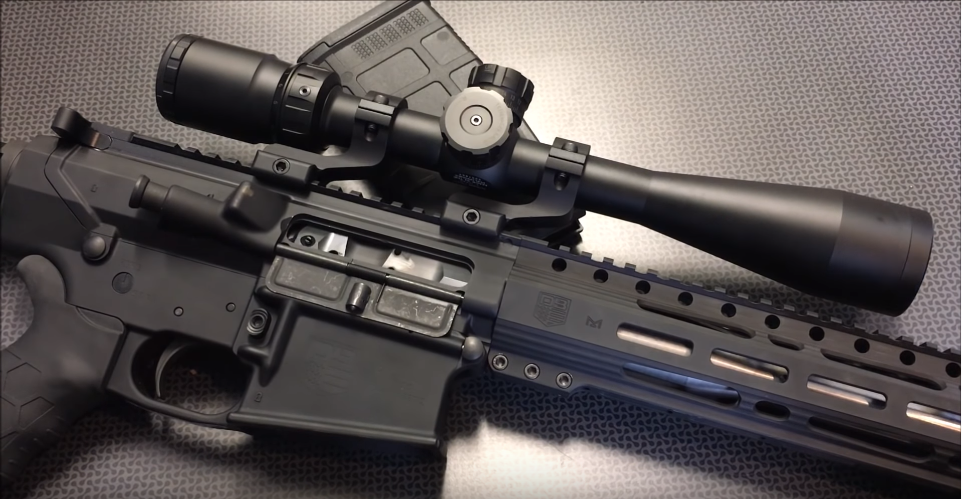 Points to Ponder When Buying the Best AR Scope