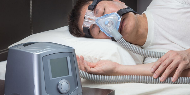 Introduction to the Whole CPAP Equipment