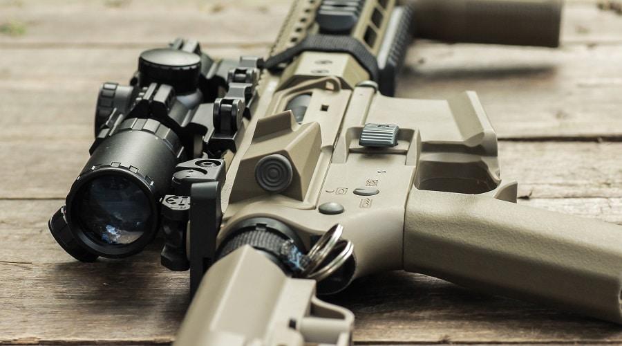 Leupold Mark AR MOD 1 Rifle Scope Review
