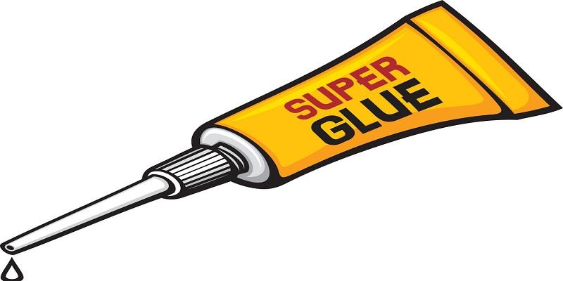 Super Glue – It Sticks Faster Than You Think