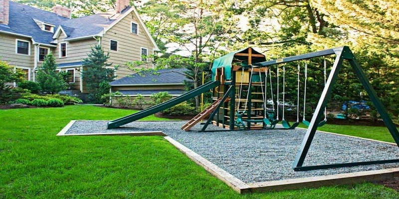 How to Prep Your Yard for a Play Set