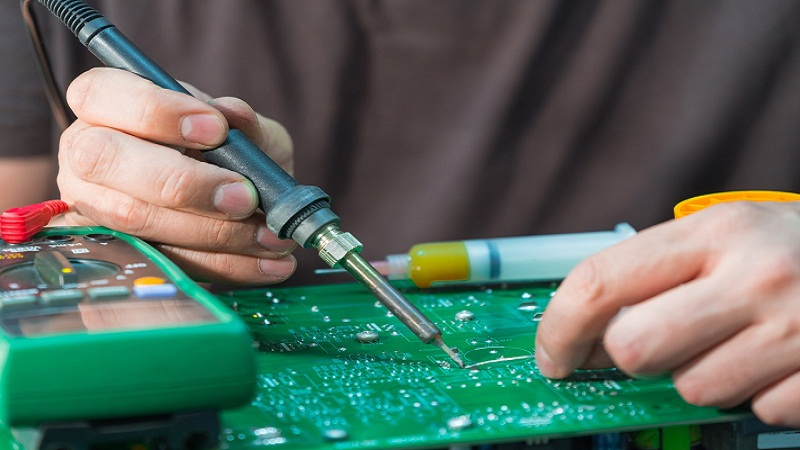 The Importance of Using a Solder Fume Extraction System