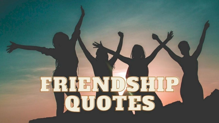 20 Inspiring Quotes about Friendship