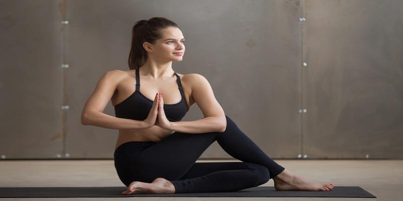 Ardha Matsyendrasana (Half Spinal Twist Pose) for Runners