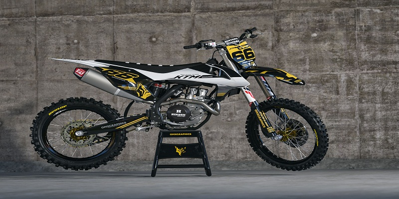 Why to Choose ATV.Graphics for MX Graphic Kits?