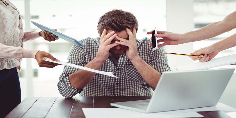 Stress – The Biggest Enemy of Weight Loss Efforts