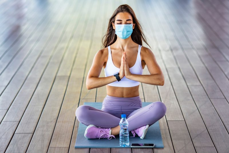 Does Yoga Help Us Response Properly in Fight-or-Flight Situations?