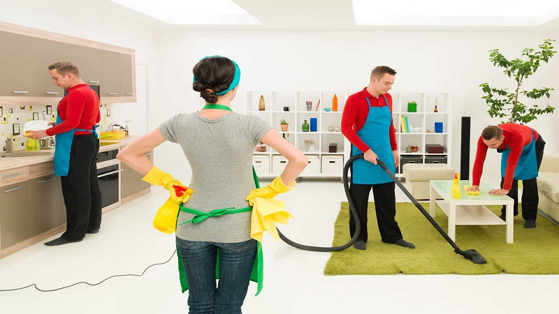 Where And When Should You Start Doing A General Cleaning For Your Office?