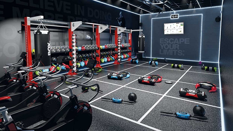 Expert Guidelines to Design a Gym Like a Pro