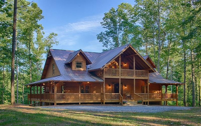 Ways to Care a Log House