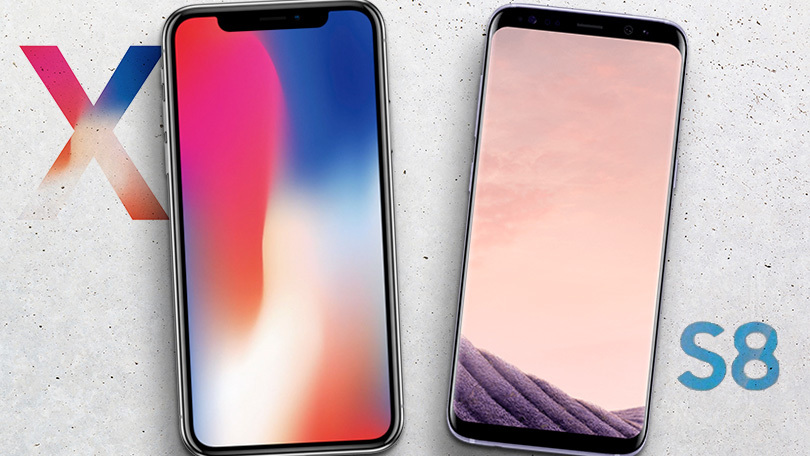Do I Get Samsung S8 Plus or Apple iPhone X?