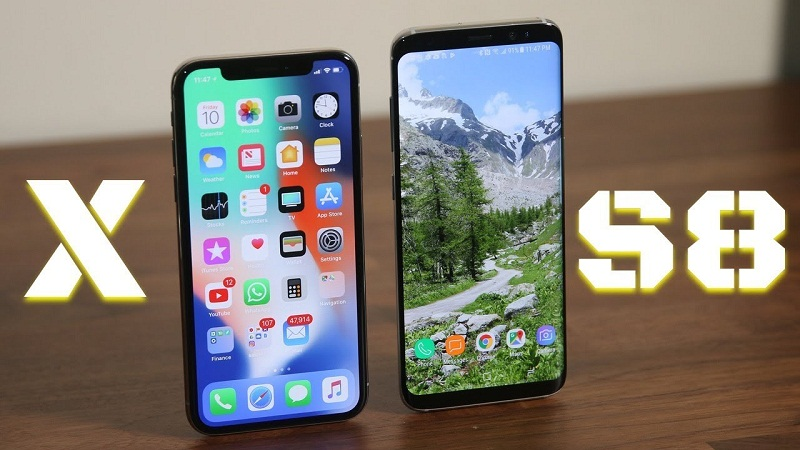 Should I Get Samsung S8 or Apple iPhone X?
